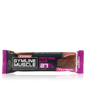 Enervit Gymline Muscle Protein Bar 27% Gianduia