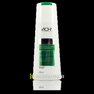 Dercos Shampoo Anti-forfora Trattante Capelli Secchi