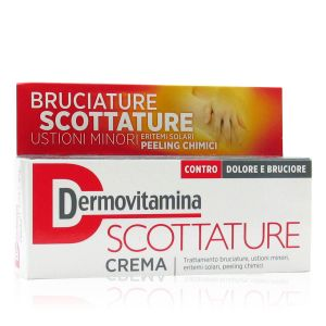 Dermovitamina Scottature Crema