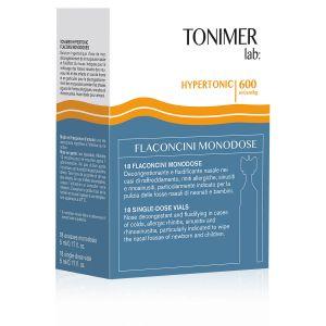 Tonimer Lab Hypertonic Flaconcini Monodose