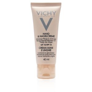 Vichy Ideal Body Crema mani e unghie SPF 15