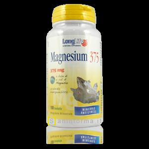 LongLife Magnesium 375 Integratore Antistress
