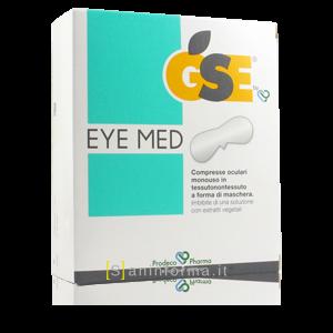 GSE Eye Med Compresse