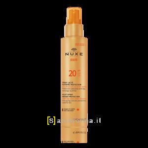 Nuxe Sun Latte-Spray Viso-Corpo SPF20
