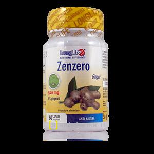 LongLife Zenzero Integratore Equilibrio Del peso