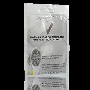 Vichy Maschera Argilla Purificante Bi-dose