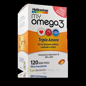 Multicentrum My Omega 3