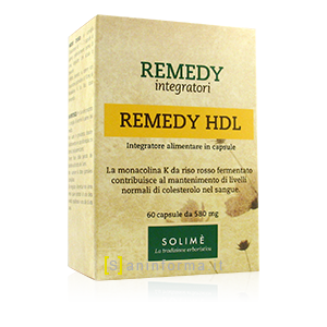 Solime' Remedy HDL Integratore