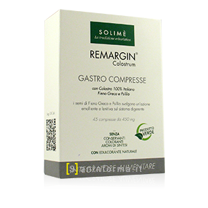 Solime' Remargin Colostrum Gastro Compresse
