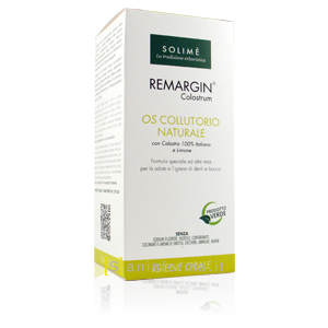 Solime' Remargin Colostrum Collutorio Naturale