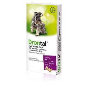 Drontal Multi Aroma Carne 6 Compresse
