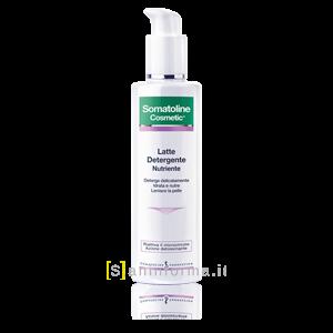 Somatoline Cosmetic Latte Detergente Nutriente