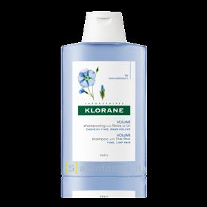 Klorane Shampoo alle Fibre di Lino