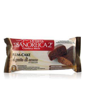 Tisanoreica Plum Cake al gusto di Cioccolato