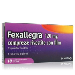 Fexallegra 120 mg Comrpesse Rivestite