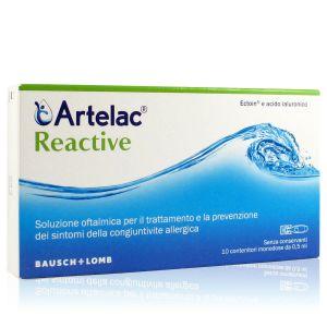 Artelac Reactive Monodose