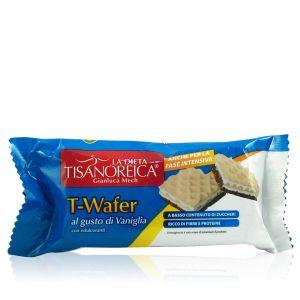Tisanoreica T-Wafer Vaniglia
