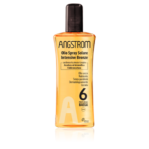 Angstrom Intensive Bronze Olio Spray Spf6