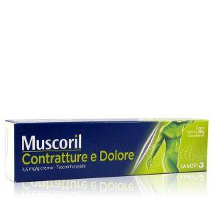 Muscoril Contratture e Dolore 2,5 mg/g Crema