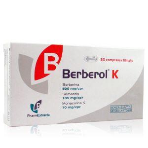 Berberol K Integratore