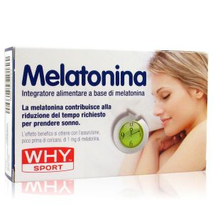Why Sport Melatonina