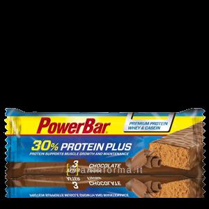 Power Bar Protein Plus 30% Gusto Cioccolato
