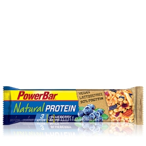 Power Bar Natural Protein Gusto Mirtillo