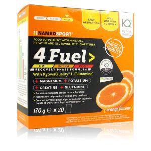 Named Sport 4 Fuel Gusto Arancia