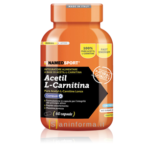 Named Sport Acetyl L-Carnitine