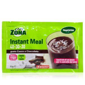 EnerZona Instant Meal 40-30-30 Gusto Cocco e Cioccolato