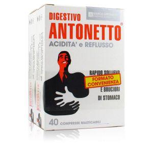 Digestivo Antonetto Acidita' e Reflusso Duo