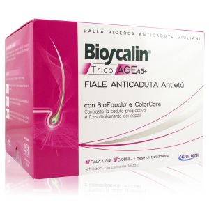 Bioscalin Tricoage 45+ Fiale Anticaduta