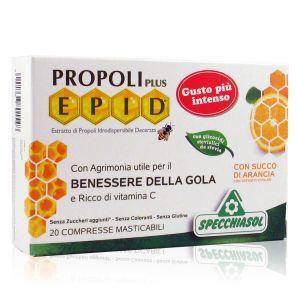 Propoli Epid Junior Compresse aroma Arancia