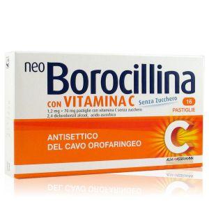 Neo Borocillina con Vitamina C