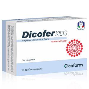 Dicofer Kids Gusto Frutti Rossi