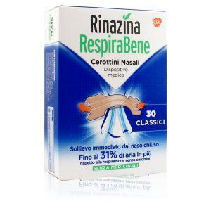 Rinazina Respirabene Cerotti Classici