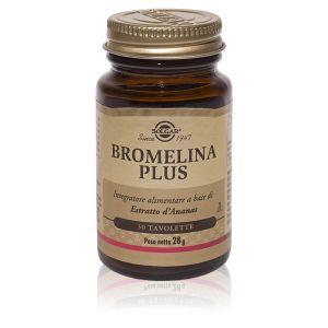 Solgar Bromelina Plus