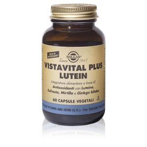 Solgar Vistavital Plus Lutein