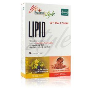 Fructan Style Lipid Integratore