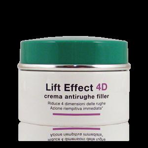 Somatoline Cosmetic Lift Effect 4D Crema Antirughe Filler Pelle Normale Secca