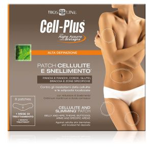 Cell-Plus Patch Cellulite e Snellimento