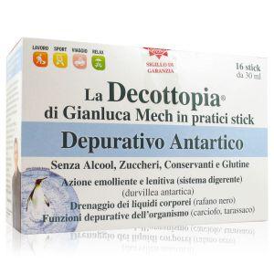 Decottopia Depurativo Antartico 16 Stick