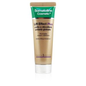 Somatoline Cosmetic Lift Effect Plus Collo E Decollete Antietà Globale