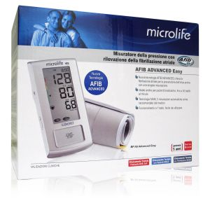 Microlife AFIB Advanced Easy Misuratore di Pressione