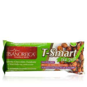 Tisanoreica T-Smart Cioccolato Fondente e Nocciola