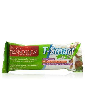 Tisanoreica T-Smart Cioccolato Fondente e Cocco