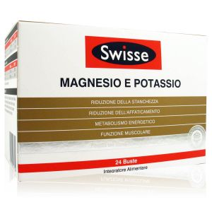 Swisse Magnesio e Potassio