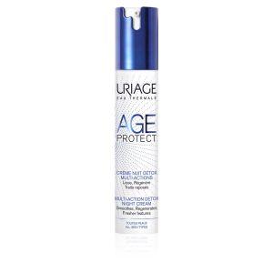 Uriage Age Protect Crema Notte Detox Multiazione