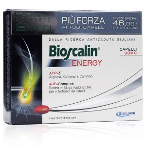 Bioscalin Energy Duo Anticaduta Uomo