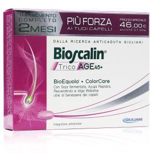 Bioscalin TricoAge 45+ Duo Anticaduta Donna